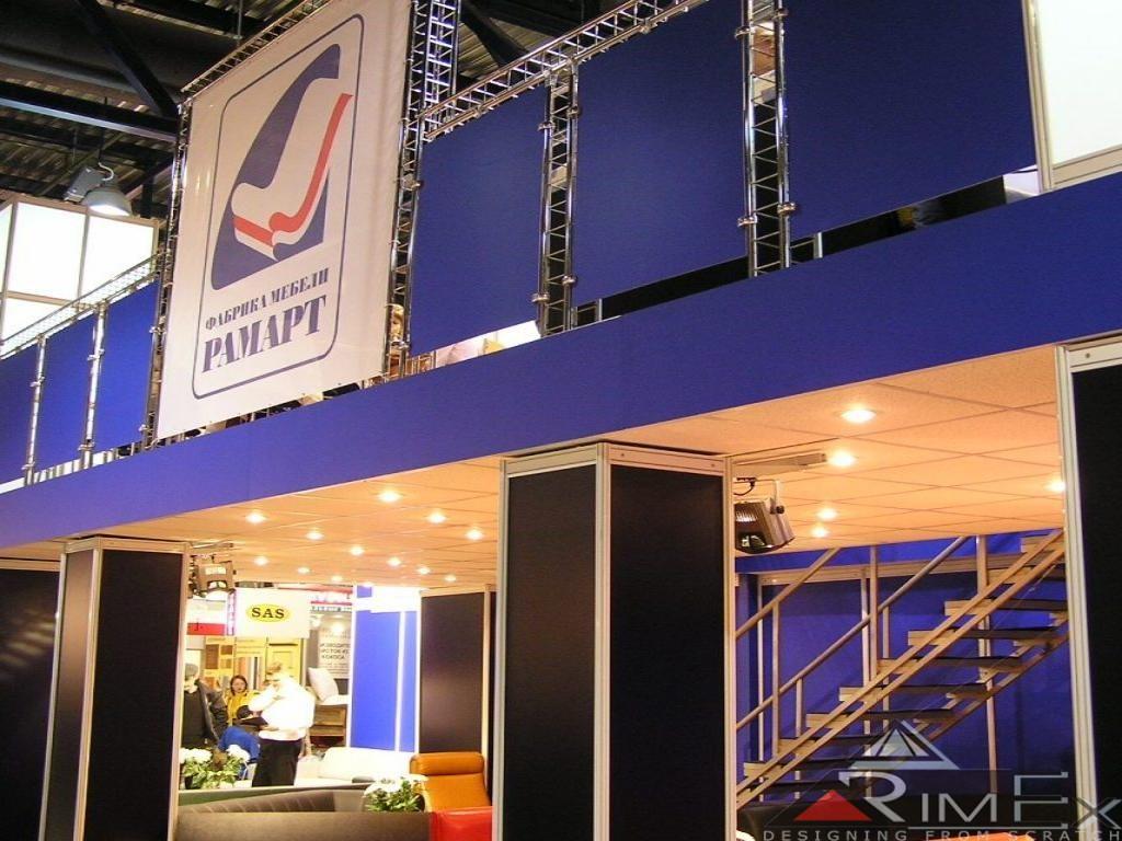 Компания Фабрика мебели Рамарт Выставка Еem - Евроэкспомебель