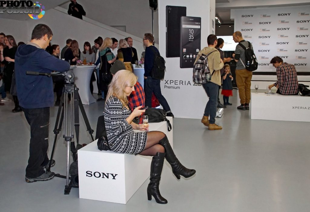 Конкурс Sony Xperia Golden Camera