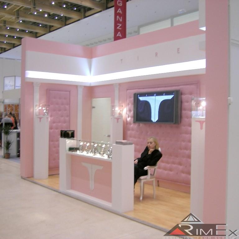 Компания: Tiret ювелирные часы  Выставка: Экстраваганза — Extravaganza