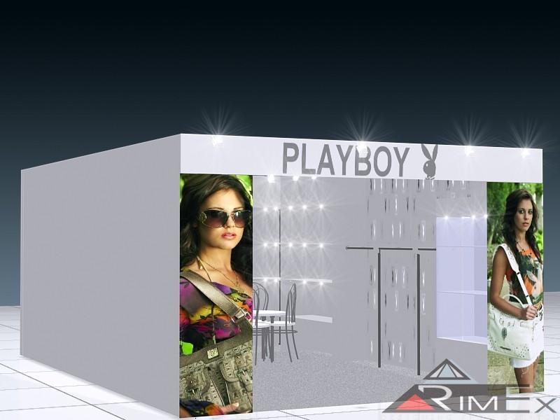 Компания Play Boy Выставка CPM. ПРЕМЬЕРА МОДЫ В МОСКВЕ