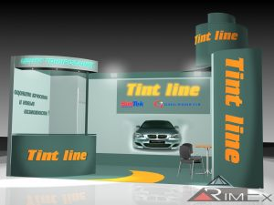 Компания SunTek Выставка Mims Моторшоу автомеханика