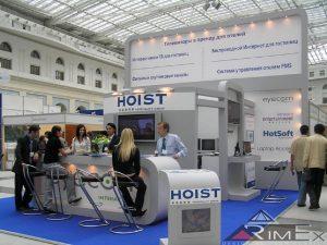 Компания Hoist Выставка HotelExpo