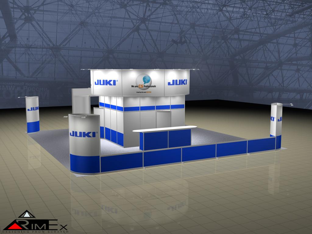 Дизайн выставочного стенда