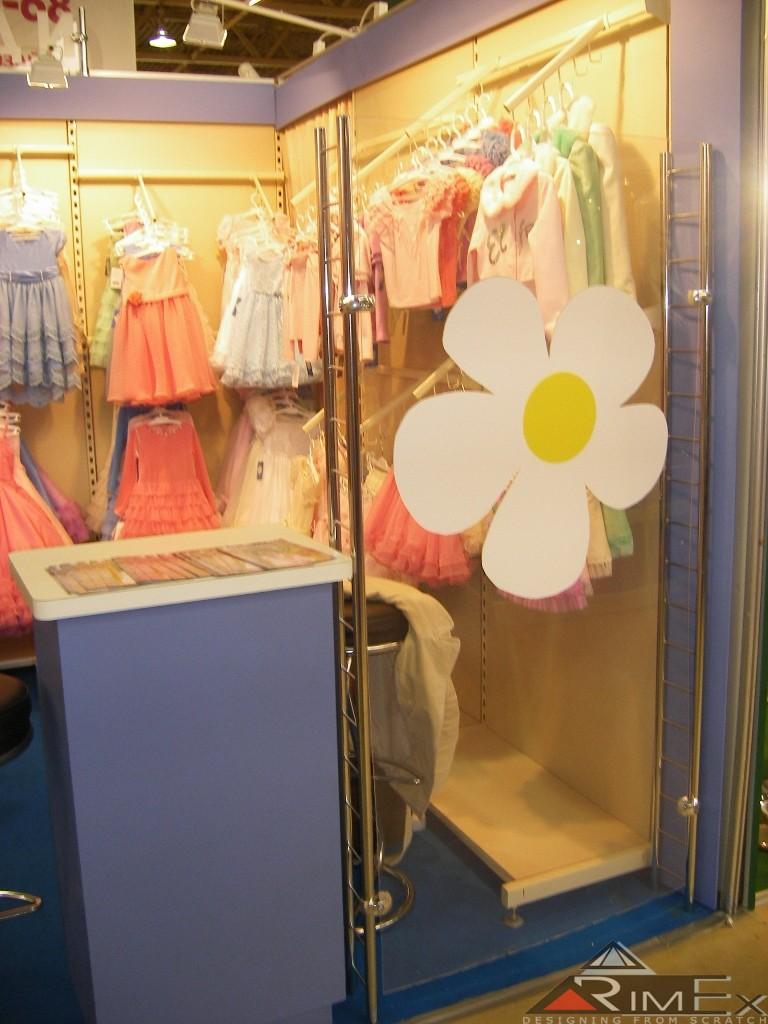 Выставочный стенд для Маленькой леди