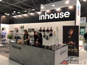 inhouse- эксклюзивный стенд на выставку HOUSEHOLD EXPO