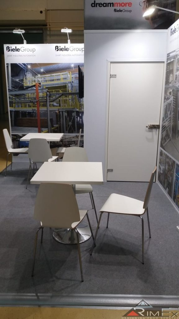 Выставочный стенд для BieleGroup