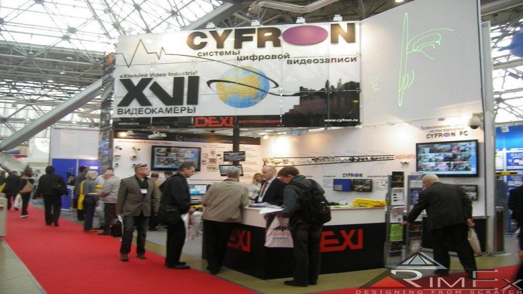 Многоразовый стенд для Cyfron