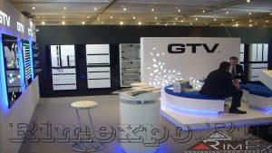 Оформление магазина GTV