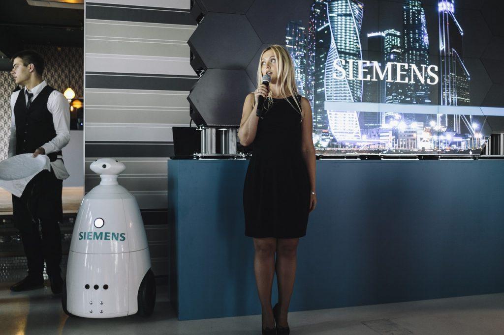 Siemens. Презентация техники для кухни