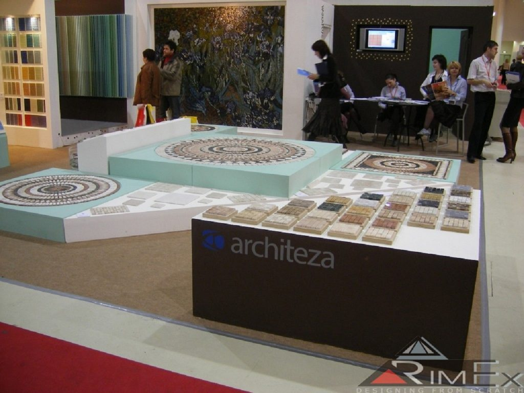 Компания Arhiteza Выставка Мосбилд - Mosbild