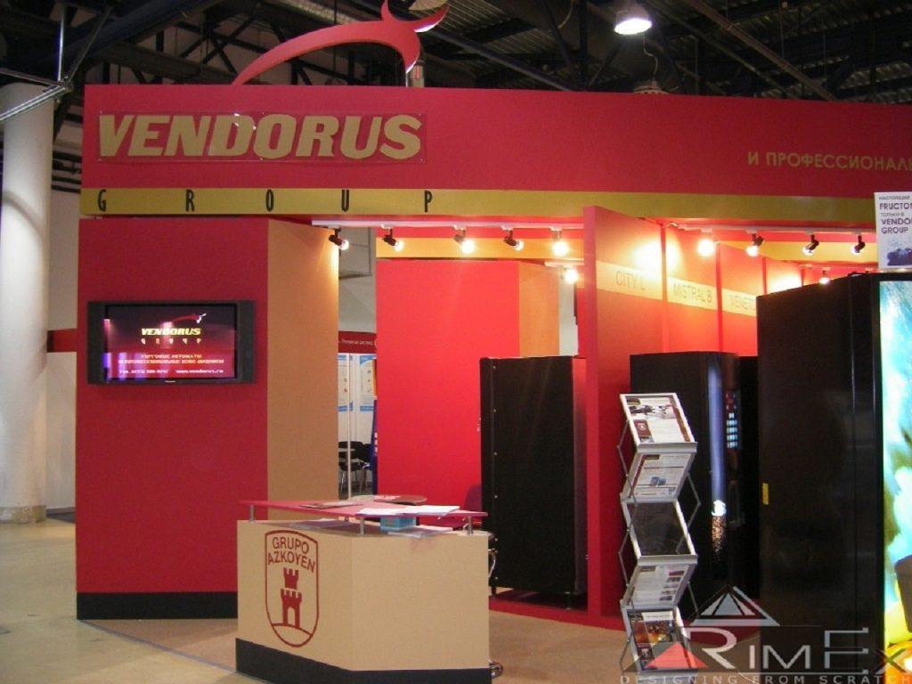Компания Vendorus Выставка VendExpo