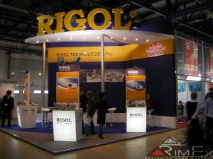 Компания Rigol Выставка Связь Экспокомм