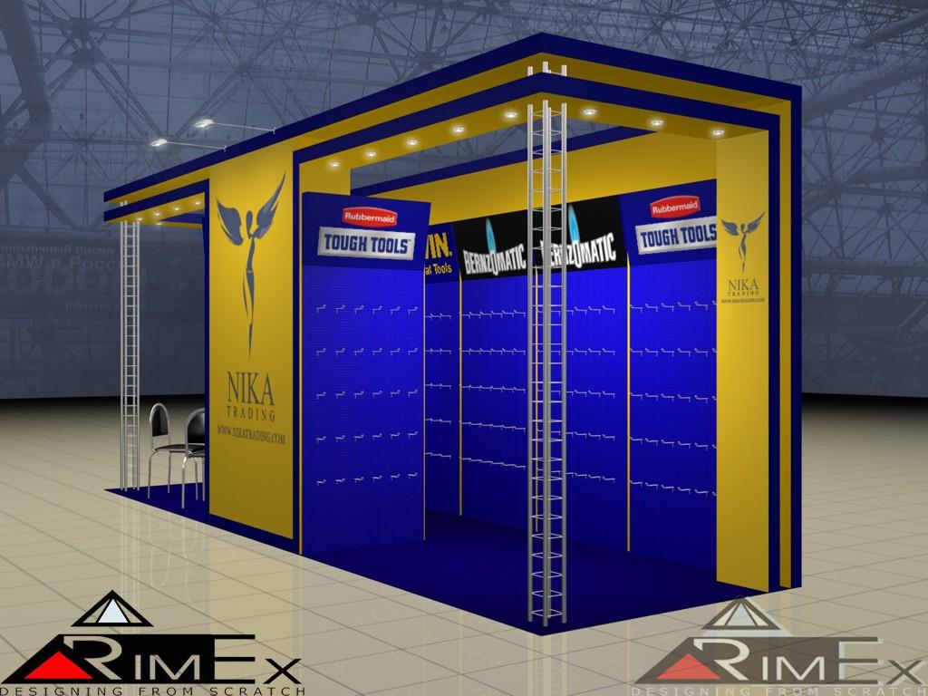 Компания Nika trading irwin Выставка Intertool инструменты