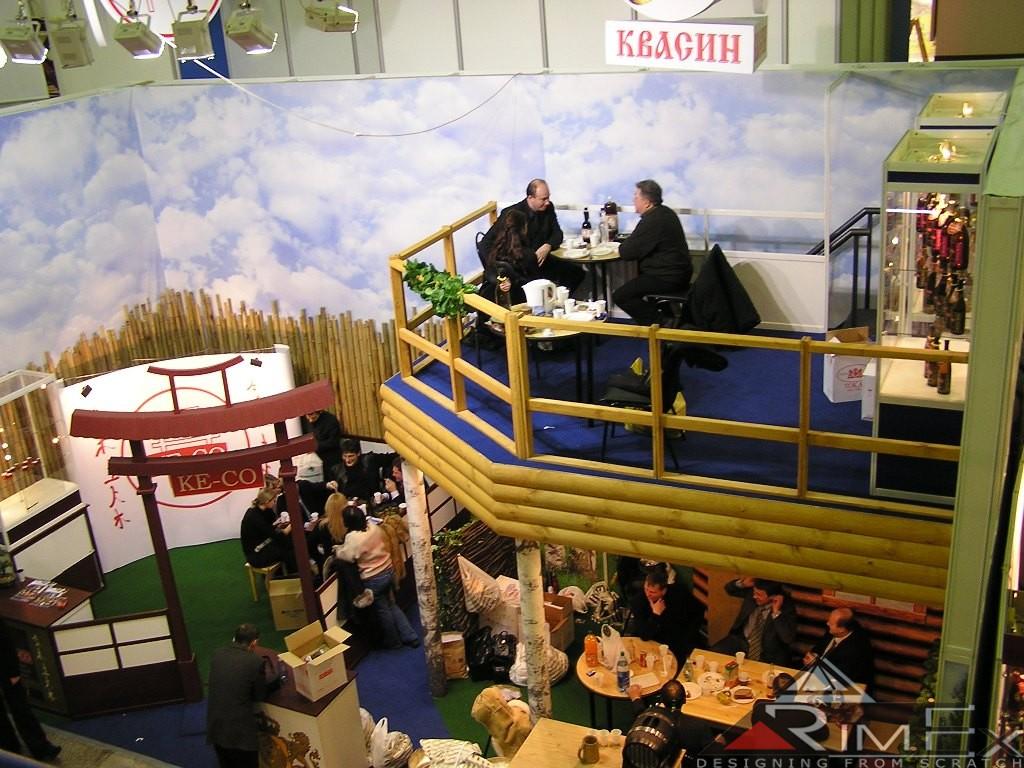 Компания Квасин KE-CO Выставка Продэкспо Prodexpo