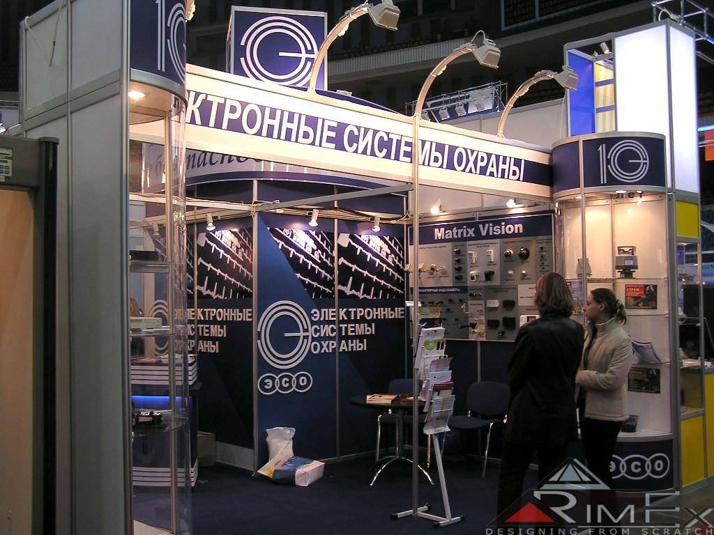 Компания: ЭСО — Электронные Системы Охраны Выставка: Mips — охрана