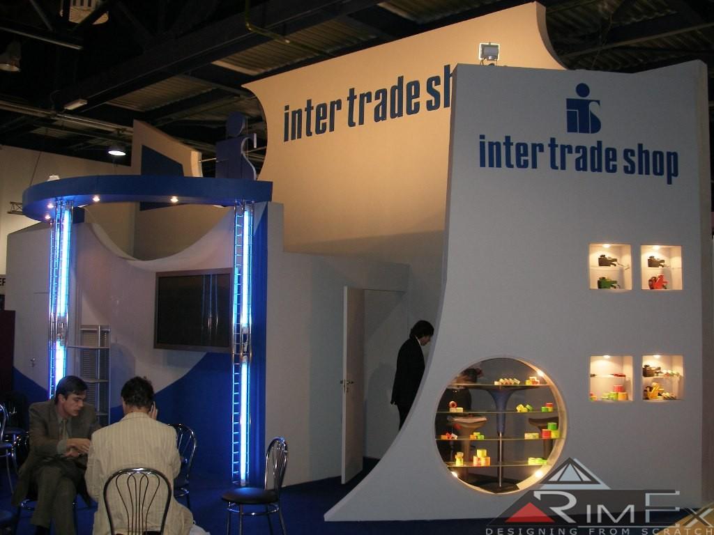 Компания Inter Trade Shop Выставка Shop Design Russia