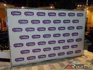 Пресс вол для Viber (3х2)