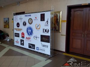 Пресс вол для Чемпионата по pole dance