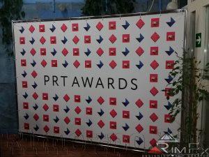 Пресс вол для рекламного агентства PR-Technologies