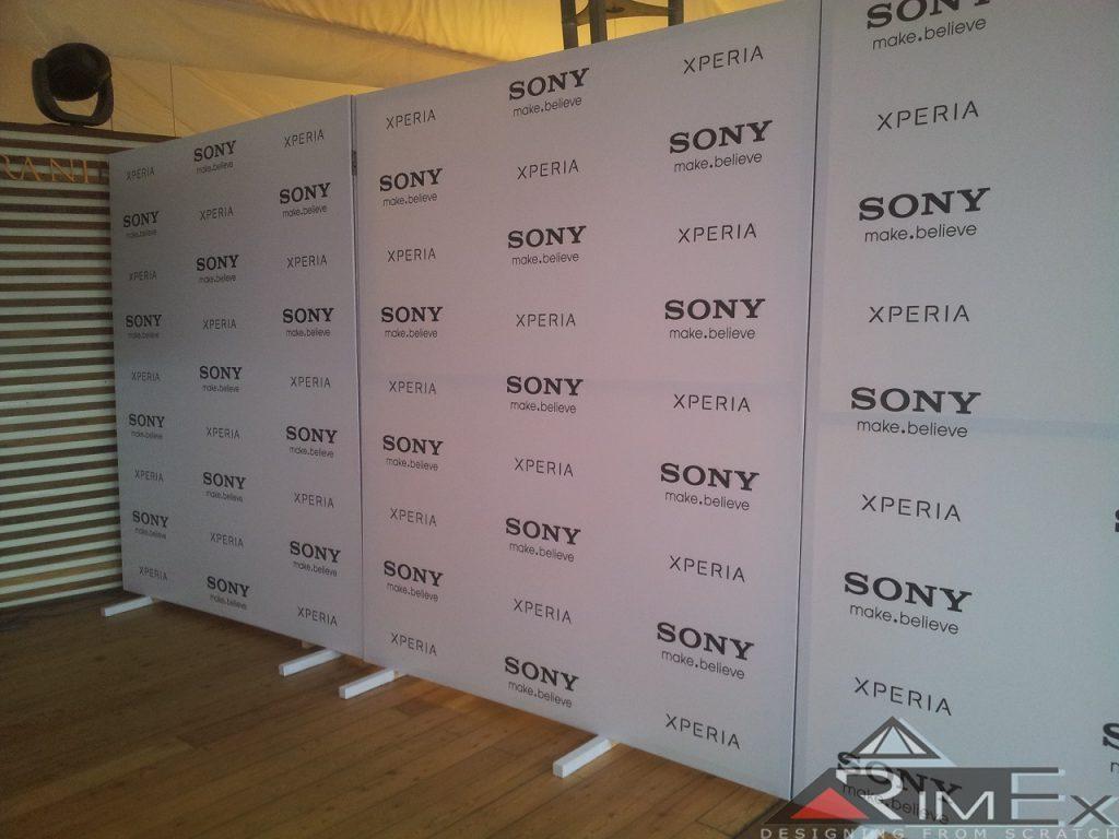 Пресс вол для Sony Xperia из бруса