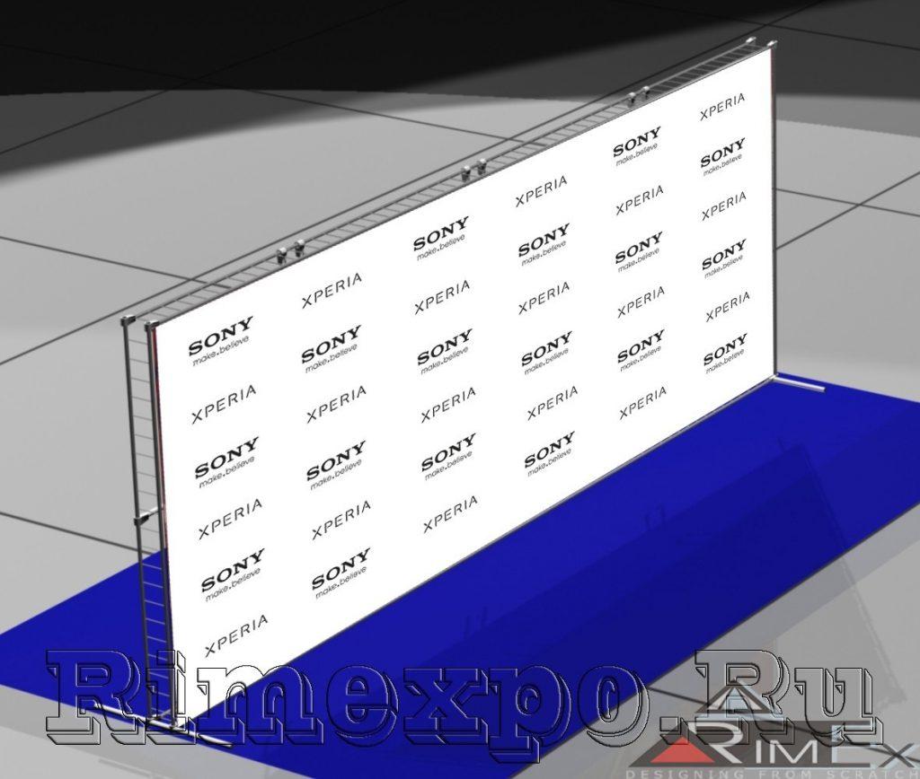 Пресс вол для Sony XPERIA