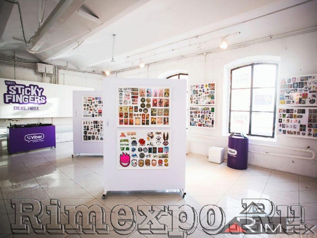 Прессвол для Viber и MTV
