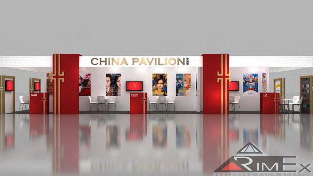эксклюзивные выставочные стенды на выставку World Content Market