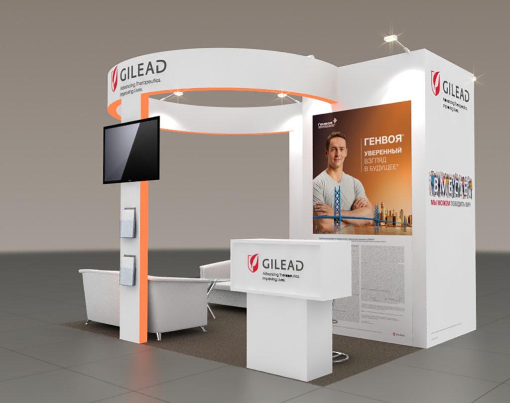 gilead_дизайн проект