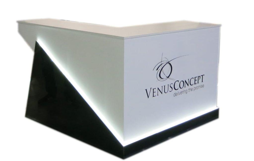 Рекламные Стойки VenusConcept